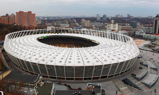 Профессиональное оборудование для заведений общественного питания. Стадион Олимпийский, Киев.