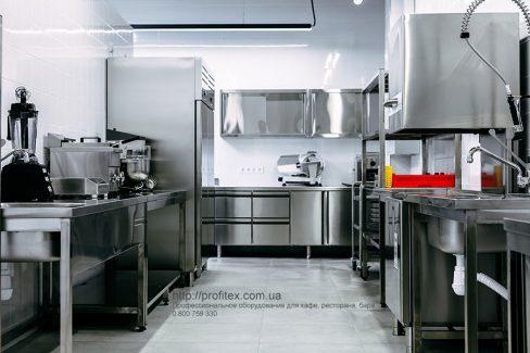 Подбор, установка и сервисное обслуживание профессионального оборудования для ресторана, кафе и бара. Гастрономическая лаборатория GastroHub, Украина, Киев. На фото оборудование Moduline, Distoform, Asber, Dry Age, Hendi, Sammic, HotmixPro.