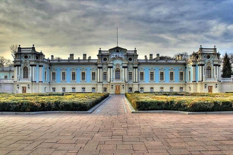 Комплексное оснащение ресторанного хозяйства Мариинского Дворца в Киеве