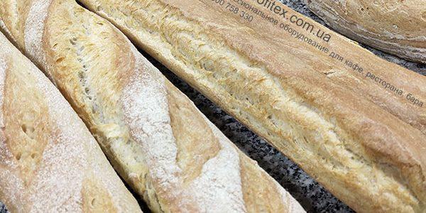 Хлебопекарное оборудование от PROFITEX. Пекарня Коперше, Украина, Киев. На фото хлеб из ассортимента пекарни.