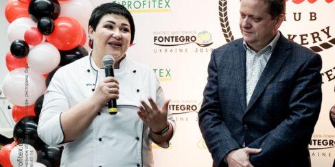 Открыть пекарню с нуля. GASTRO BAKERY HUB, Украина, Киев. На фото презентация открытие студии GASTRO BAKERY HUB.