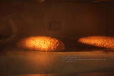Профессиональные печи для ресторана, бара, пиццерии, кафе, пекарни, булочной. Мастер-класс ВСЕ О РЖАНОМ ХЛЕБЕ 10-11 февраля 2020, Киев. На фото выпекание ржаного хлеба в печи Eurofours.