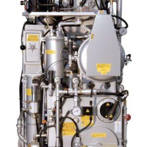 Машины химчистки Realstar 2 бака R 215E, загрузка 15 кг - с обратной стороны