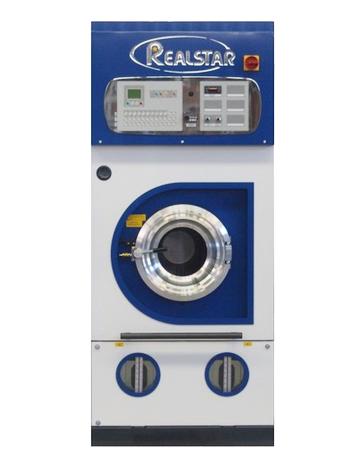Машины химчистки Realstar 2 бака R 215E, загрузка 15 кг