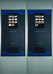 Пароконвектоматы и шкафы шокерной заморозки SkyLine Electrolux Professional