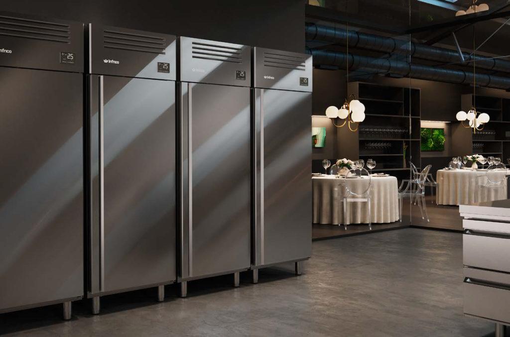 Холодильные шкафы INFRICO