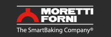 Moretti Forno Logo Black