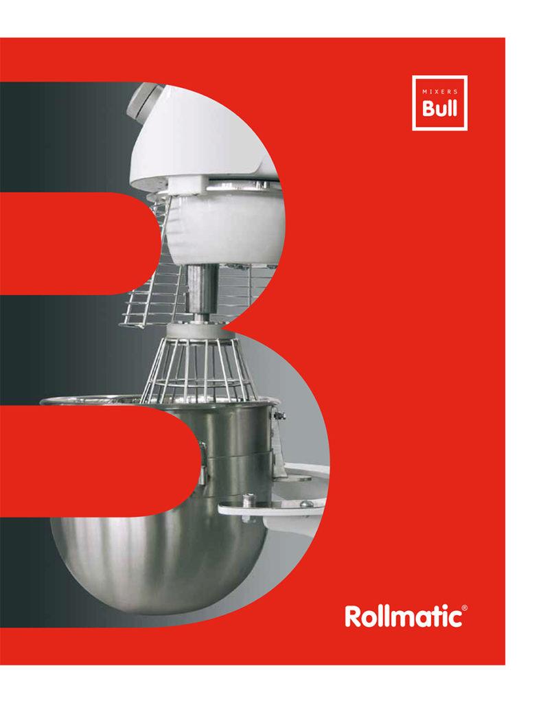 Планетарные миксеры Rollmatic