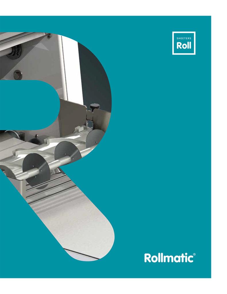 Тестораскаточные машины Rollmatic