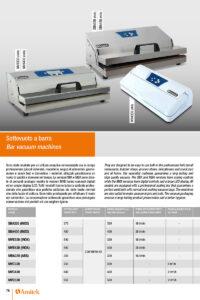 Оборудование для вакуумной упаковки Amitek
